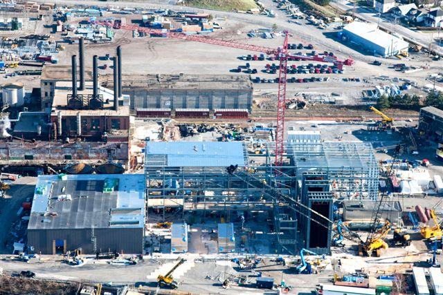 Maple Leaf Motors >> THOROLD COGENERATION | Industrial Steel Buildings ...
